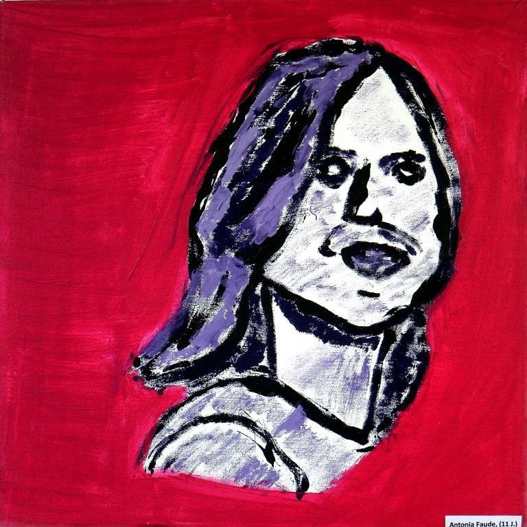 Antonia Faude 11J